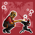 TF2 Engineer - Qwen by xXDoctorMythXx