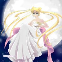 Sailor moon's silvercrystal by Omen-of-SilverWing