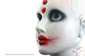 MY DOLL FACE by RealRottenCandy
