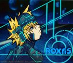 Space Paranoids: ROXAS by WanderingDarkness205