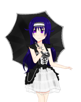 Gothic Lolita by moonst4r