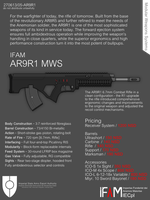 AR9R1 Sales Poster by SixthCircle
