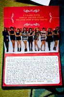 A Letter to SNSD_Pop Up by SAMPLE2