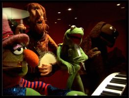 The Muppets by MasochistofDecadence
