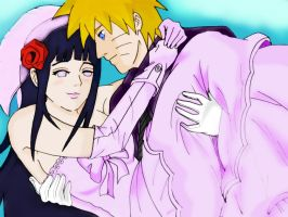 Naruto married the violet princess by Okky-RightBrain