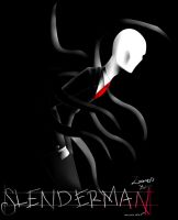 SlenderMan....HH by zoombiewolf