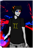 Sollux captor by Greinjaz