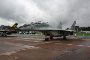 MiG-29 by james147741