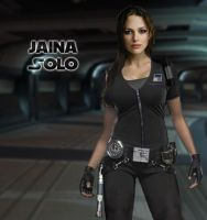 Jaina Solo by Irishmile