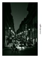 In to the night by frescendine