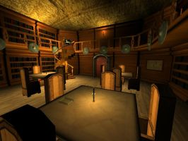 Library Update 3 by LudosAquila