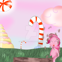 Pinkie Pie's Paradise by TheMidnightPuppeteer