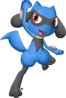 Riolu (2) by Merum-SB-BlueOlimar