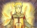 Super Naruto oekaki colour by sharingandevil