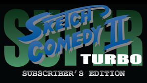 The Sketch Comedy Patreon Logo by DeathbyChiasmus