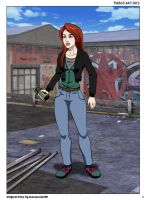 mary jane into the female rhino page 1 by lonewarrior20
