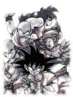 Dragon Ball by teran80