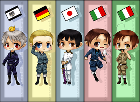 APH - Axis Bookmarks by Momiji95
