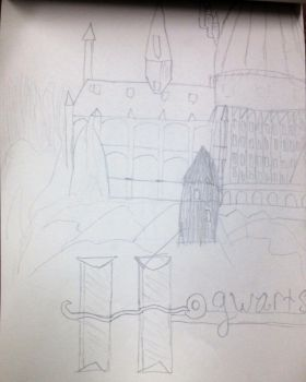 Just a part of Hogwarts by harrypottermaster