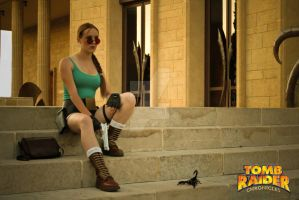 Cosplay Lara Croft - Tomb Raider V by MissCroftCosplay