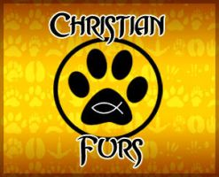 Christian Furs Logo by lady-cybercat