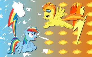 Dash Fire wallpaper by AliceHumanSacrifice0