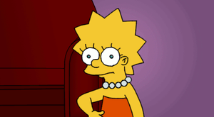 Lisa's secret: Bart by Insert-artistic-nick