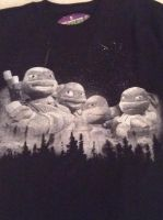 Tmnt Shirt :D by Triplet99c