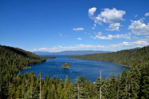 Lake Tahoe II by esee