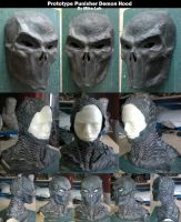 Punisher Demon Hood Prototype by Uratz-Studios