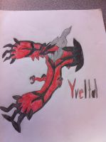 Y for Yveltal by AlbinoTechV2