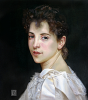 mimesis Bouguereau by anubisreddeath