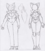 Rouge reference sheet by dp360