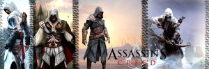 Assassin's Creed by Bunzzz