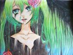 Can't I Even Dream /Miku/ by PermenantMarkers