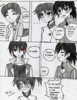 Ash x Misty: Forever Doujinshi Page 11 by Kisarasmoon