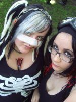Zombie me with Elytres :D by CyberMiez