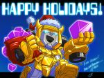 Happy Holidays! by MarceloMatere