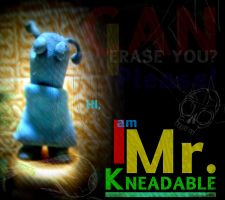 Mr. Kneadable is too polite by musical-ecstasy