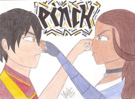 Zutara Week - Pinch by zutaraxmylove