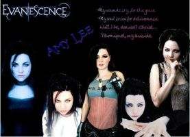 Evanescence by SuedeTruama