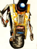 Claptrap by MadCookie333