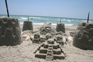 Sand Castle 0004 by poeticthnkr