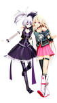 [MMD] .: Two peas in a pod :. by IchiLewis