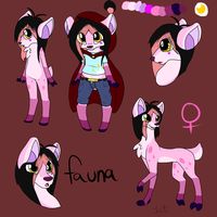 Fauna ref .:2013:. by Letipup