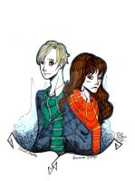dramione by NightGH0st