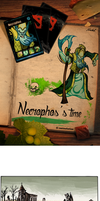 Necrophos's Time by xofks12
