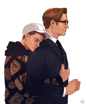 Kingsman: 30 Days OTP Challenge - Day 2 by maXKennedy