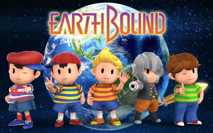 Earthbound Wallpaper by ShinFurevindo