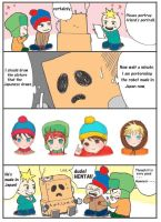 southpark 0802 AWESOM-O by HitomiKawai